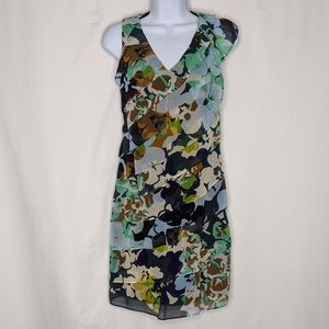Adrianna Papell floral sheath dress - 4